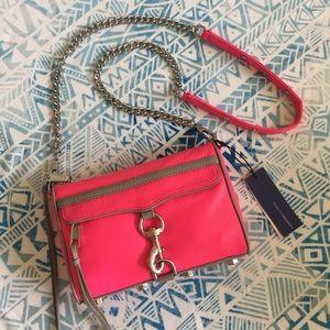 Two-Tone Rebecca Minkoff Handbag